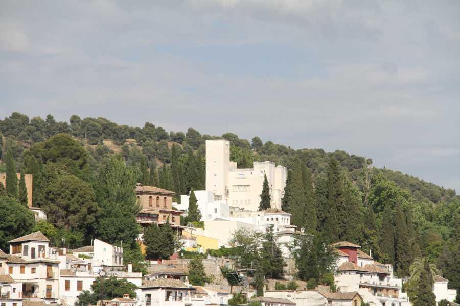 NHUE Alhambra et la Fondation Rodríguez Acosta