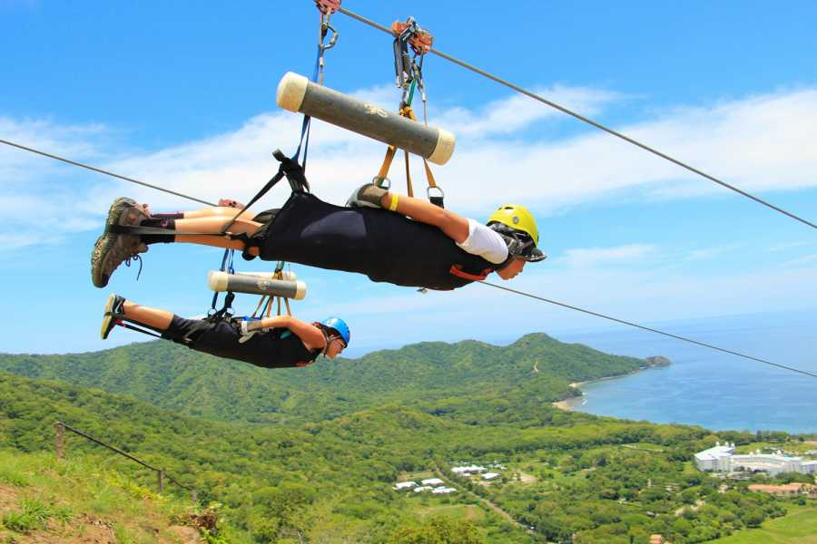 Tour Guanacaste On-Line Diamante Adventure Day Pass