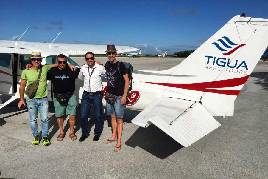 Tigua Aerotours S.R.L. POP ➝ PUJ (Punta Cana)