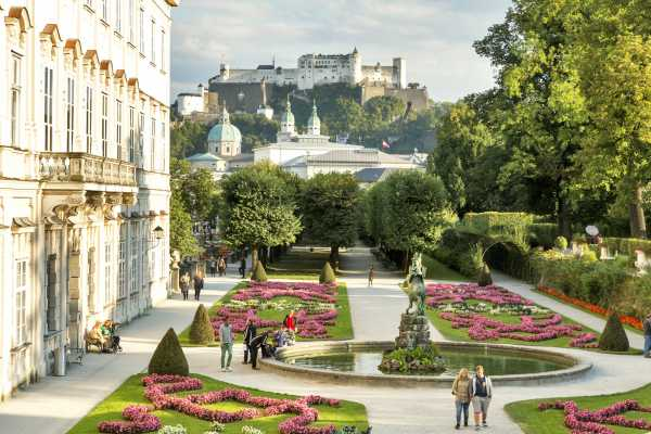Vienna Explorer - Tours and Day Trips Salzburg Tour - Small Group