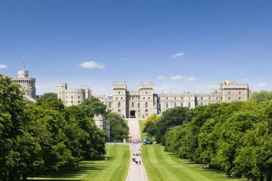 Halal Tourism Britain Windsor Castle tickets