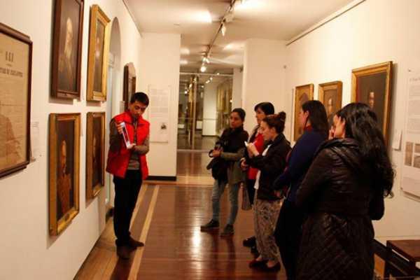 BOGOTA PRIVATE TOUR TO NATIONAL MUSEUM