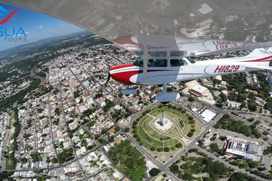 Tigua Aerotours S.R.L. PUJ ➝ STI (Santiago)