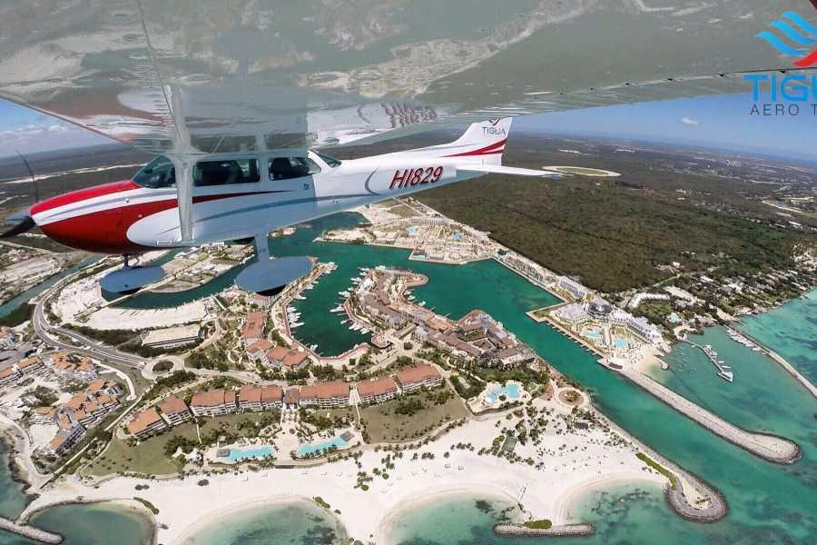 Tigua Aerotours S.R.L. STI ➝ PUJ (Punta Cana)