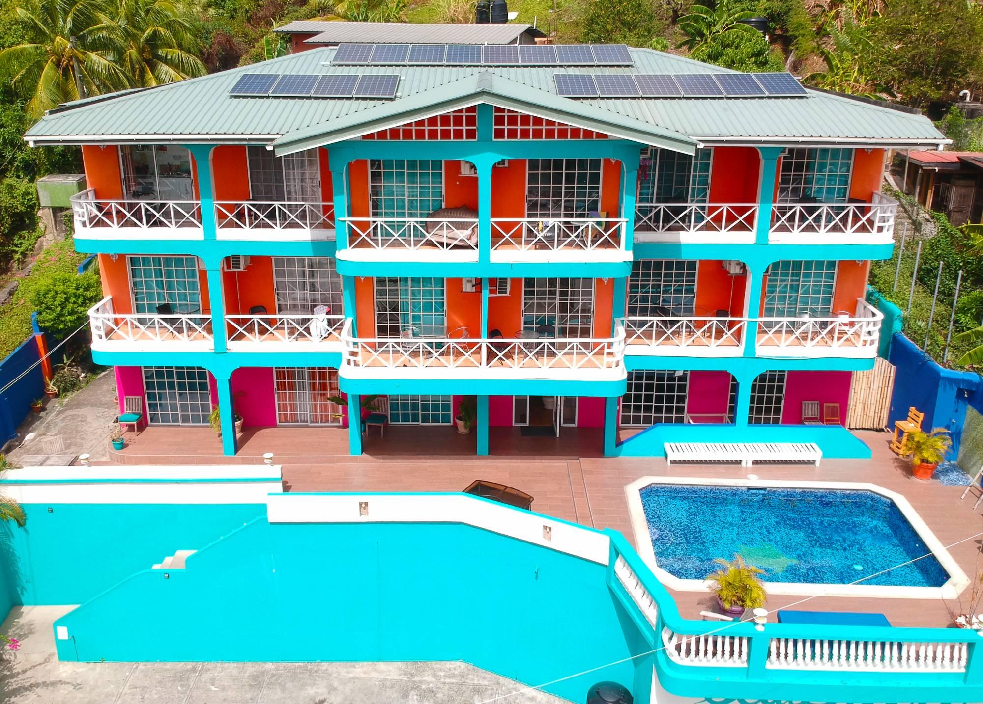 Seabreeze Hotel Dive And Stay Aquanauts Grenada