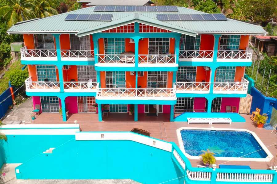 Aquanauts Grenada Seabreeze Hotel - Dive and Stay
