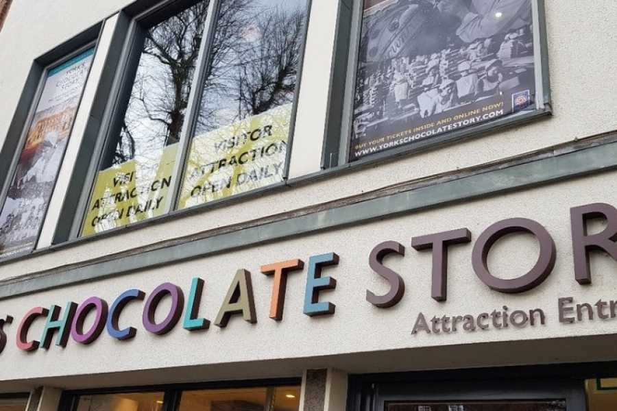 Muslim History Tours York Chocolate Story