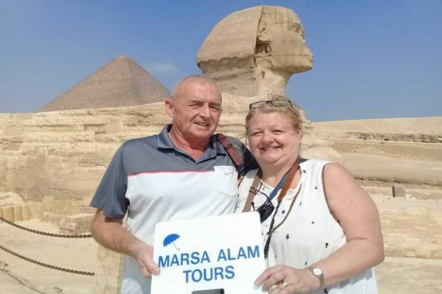 Marsa alam tours Kairo Tagesausflug von Hurghada mit dem Bus