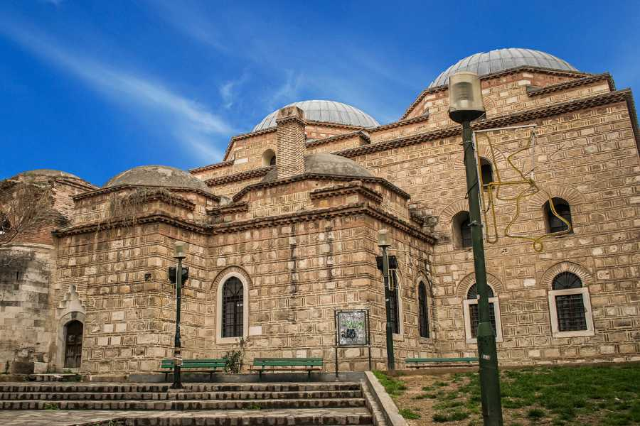 Grekaddict Ottoman Monuments Walking Tour in Thessaloniki