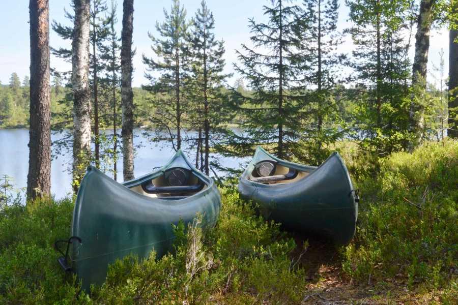 Finnskogen Adventures Kanoutleie