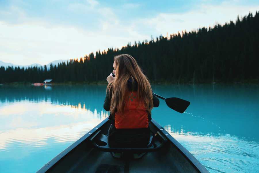 Åkrafjorden Oppleving AS Rent a Canoe, Stordalsvatnet