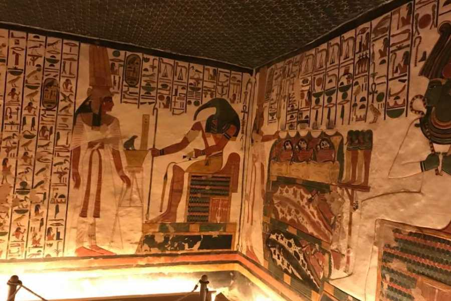 Excursies Egypte Special  two days tour to luxor  from Marsa alam