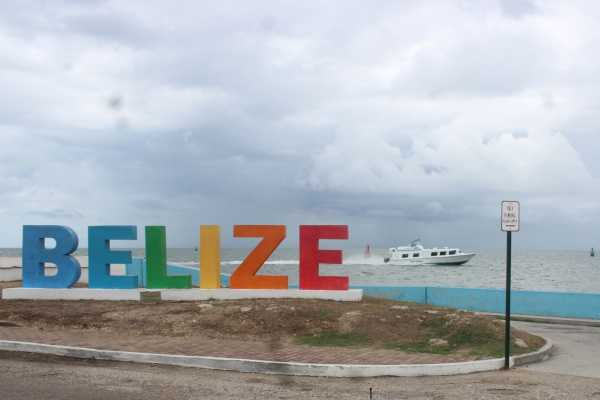 Ocean Ferry Belize Belize City to San Pedro - One Way