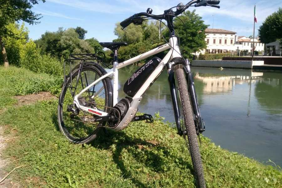 TRAVELSPORT Outdoor Activities CON L'E-BIKE NEL CUORE DEL PARCO DEL FIUME SILE