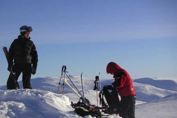 Puls Camp Åre Topptur med guide