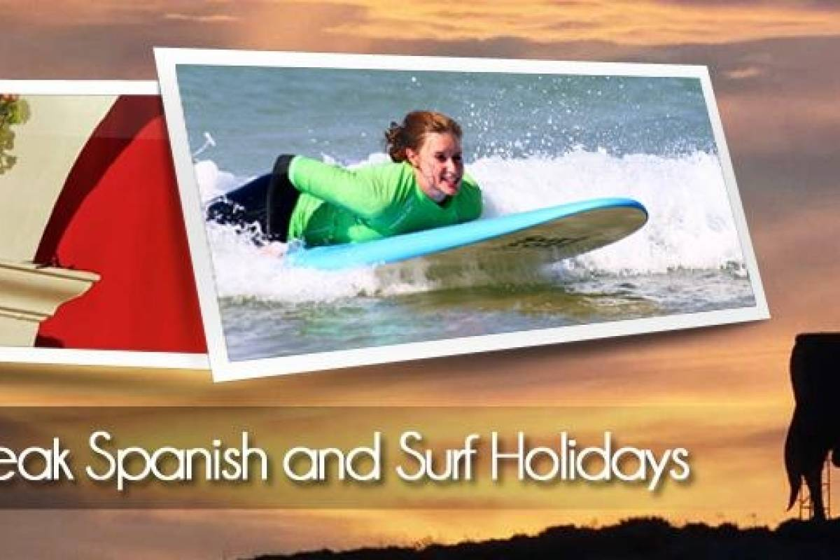 Oceano Surf Camps Spanisch lernen und Surfurlaub