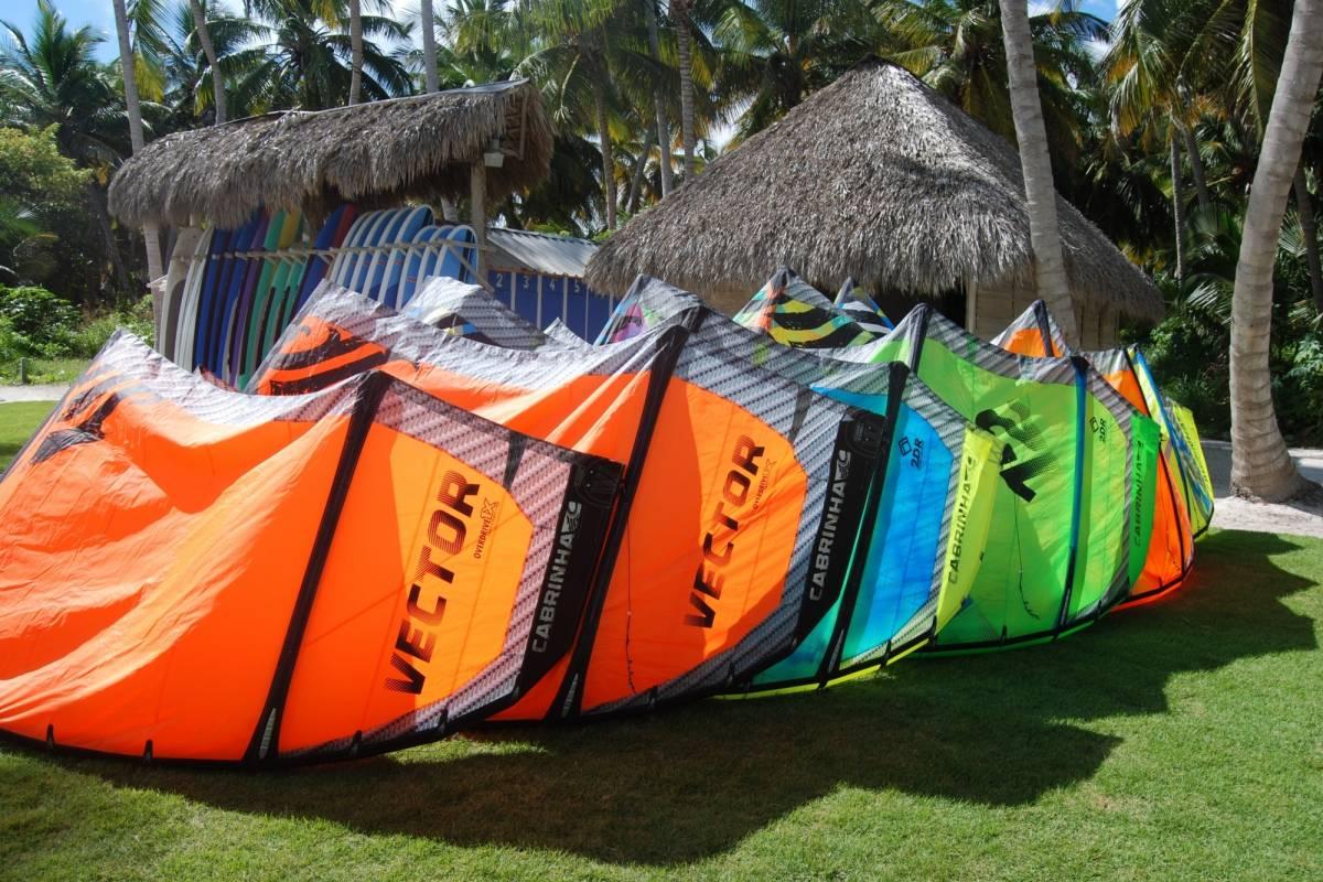 Kite Club Punta Cana Rental Kite & Board 1 session R1