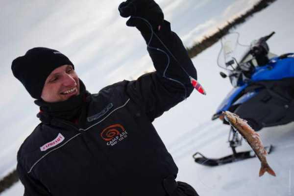 Puls Camp Åre Isfiske/ tävling