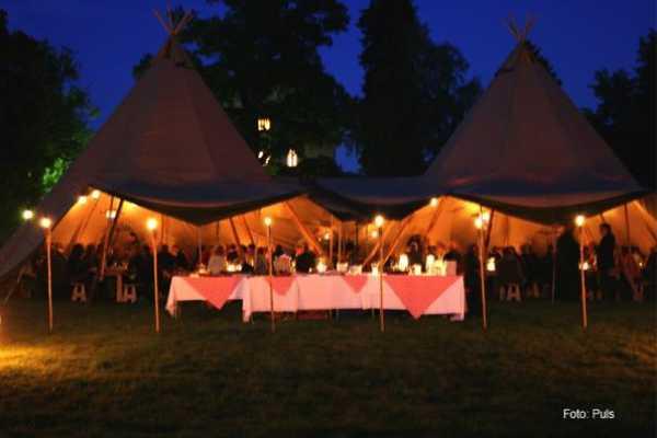 Puls Camp Åre Matlagning i tältkåta