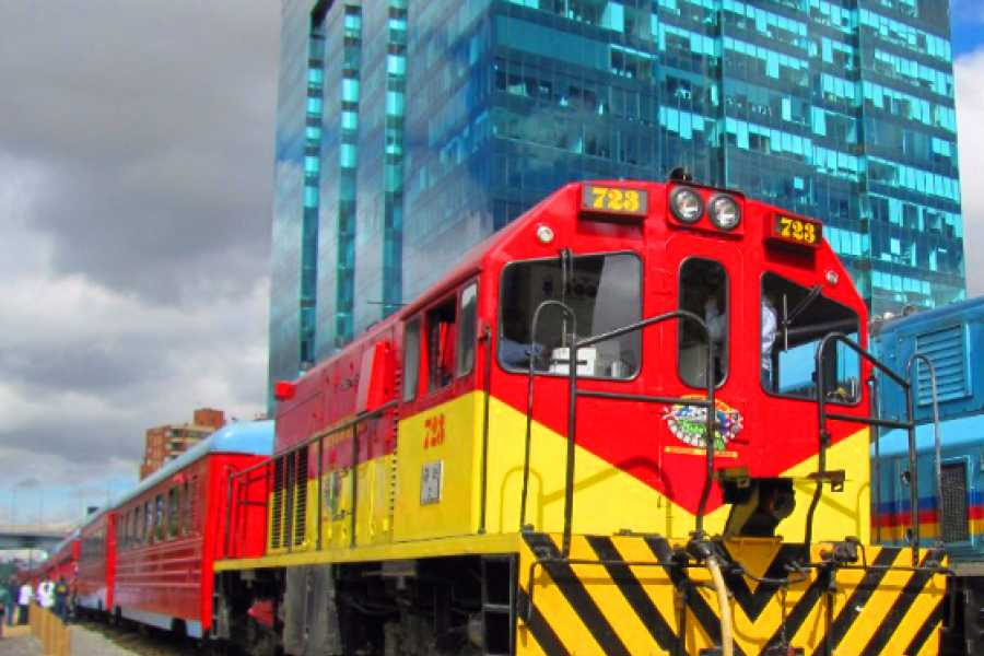 Medellin City Services SENSATIONAL STEAM TRAIN TO ZIPAQUIRA