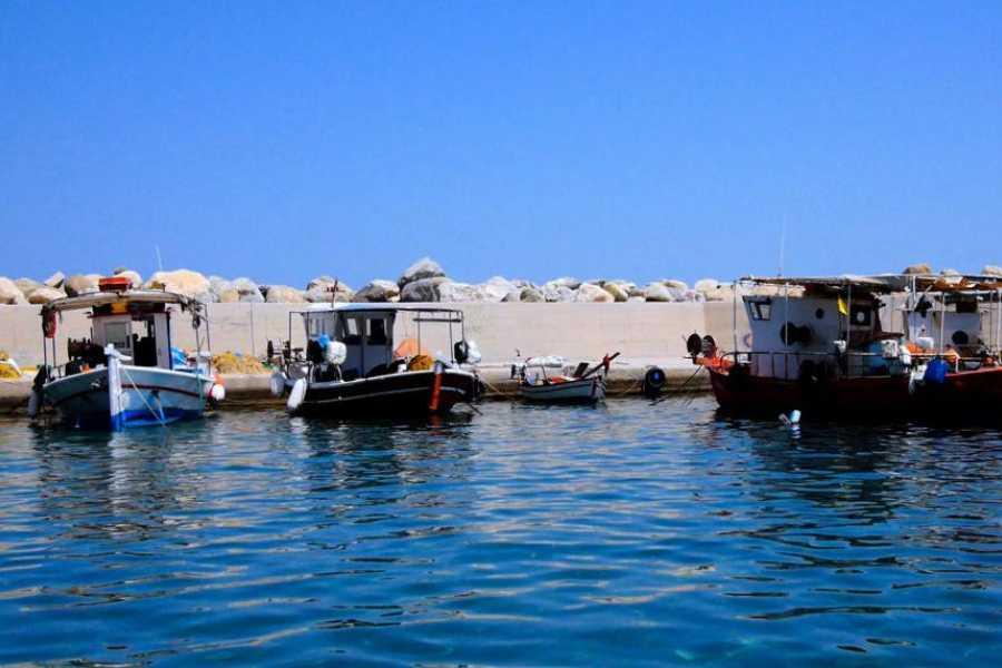 "Visit Greece Travel Boat Transfer ""Chorefto, Damouchari & Back"""