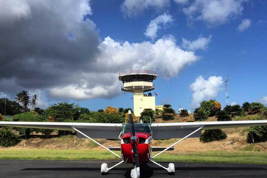 Tigua Aerotours S.R.L. STI ➝ EPS (Samaná, Arroyo Barril)
