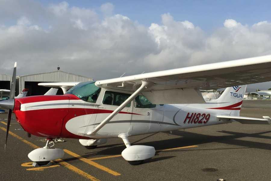 Tigua Aerotours S.R.L. STI ➝ JBQ (Santo Domingo, El Higuero)
