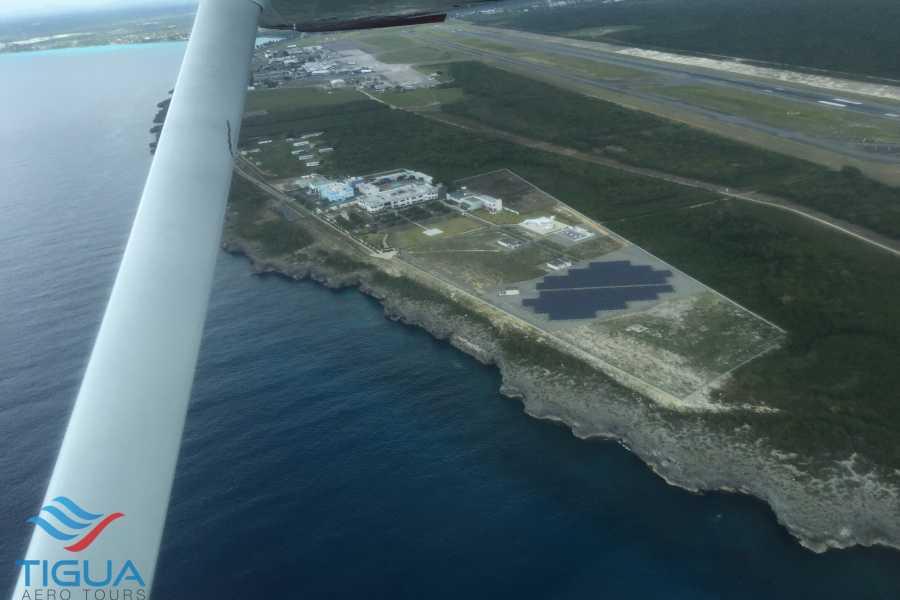 Tigua Aerotours S.R.L. STI ➝ SDQ (Santo Domingo, Las Americas)