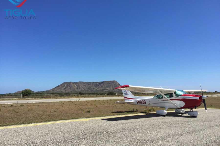 Tigua Aerotours S.R.L. STI ➝ MTC (Monte Cristi)