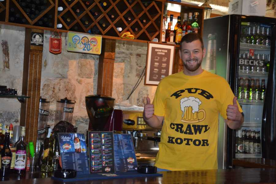 MH Travel Agency KOTOR PUB CRAWL