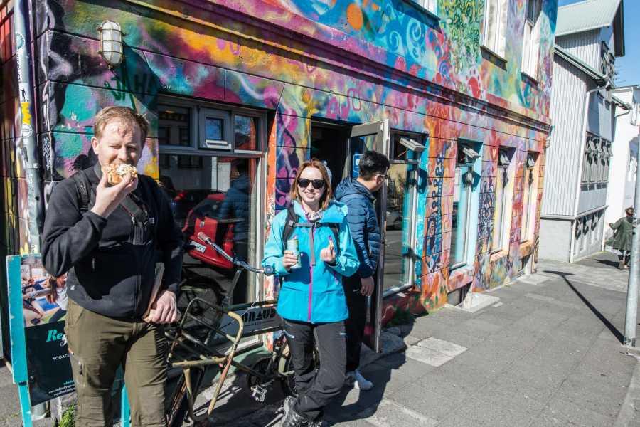 Reykjavik Outventure Unique Reykjavík Mystery, Museum, Food & Walking Tour
