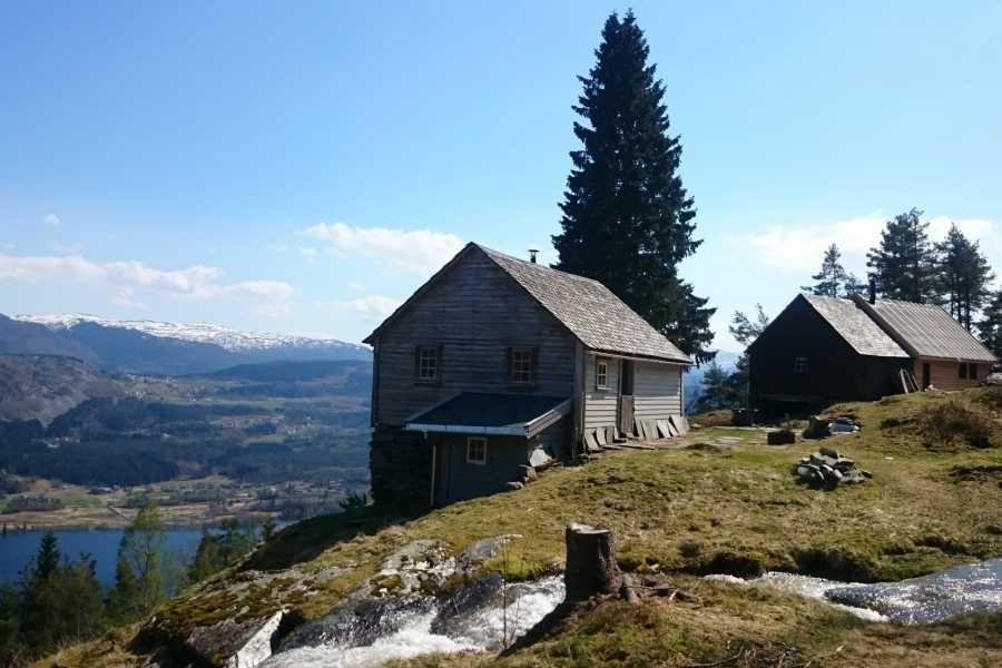 Øystein Ormåsen Moldbakken mountain farm