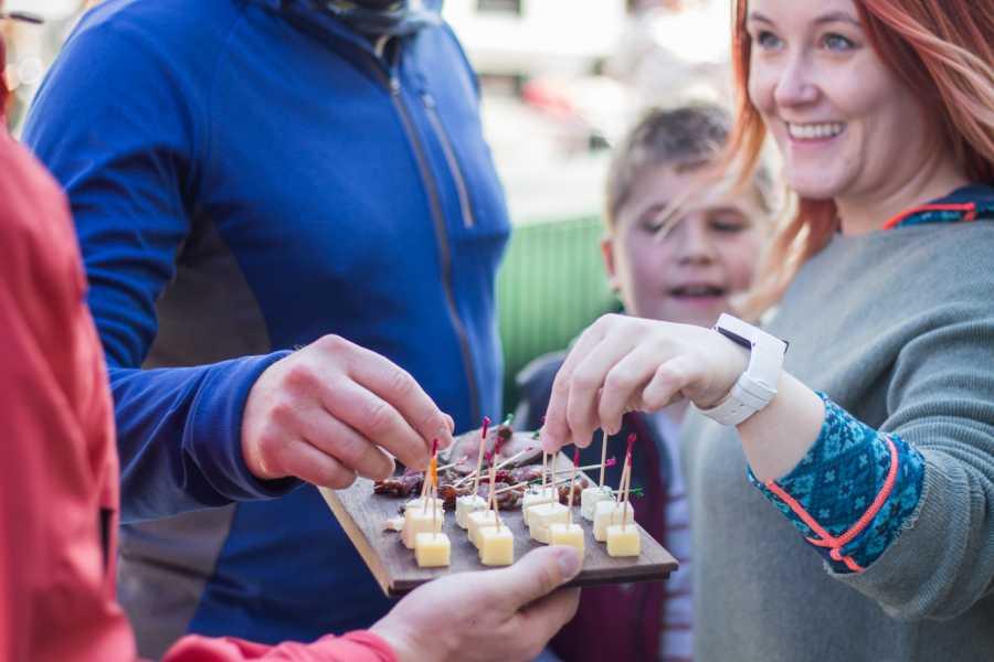 Reykjavik Outventure Guided Reykjavík Museum, Food & Drink Walking Tour