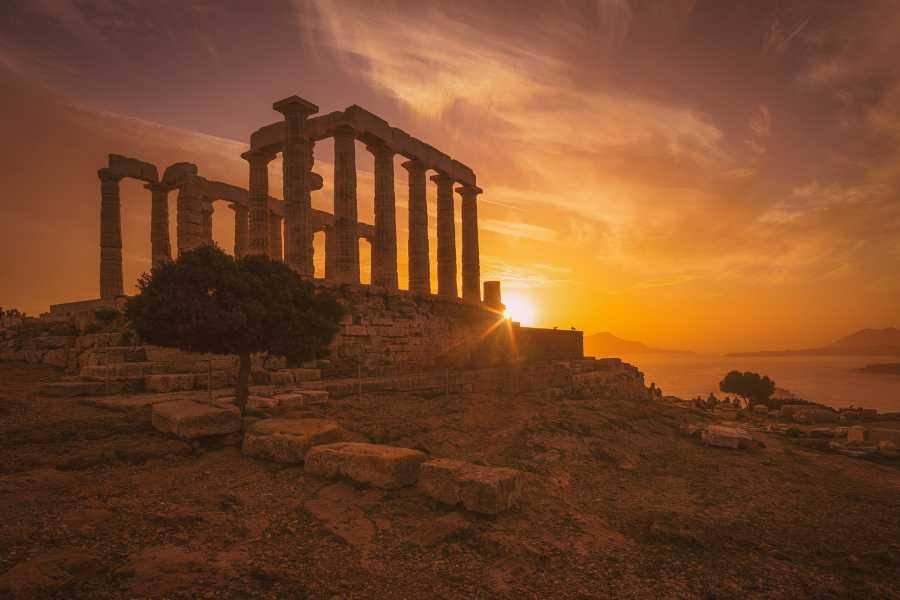 Grekaddict Cape Sounio Private Sunset Tour from Athens