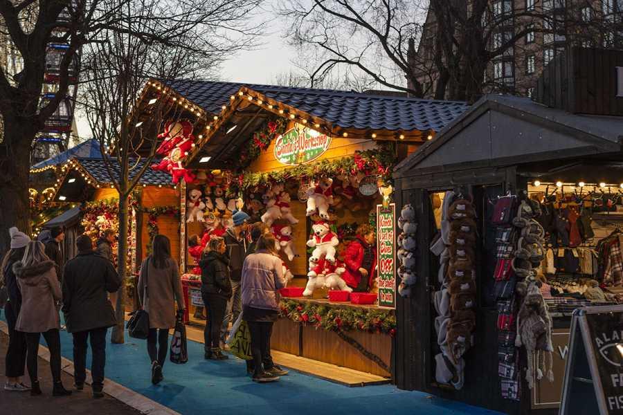 Oates Travel St Ives BRISTOL & BATH CHRISTMAS MARKETS - 25th - 28th November