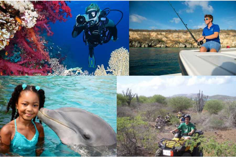 Blue Bay Dive & Watersports All-the-way package