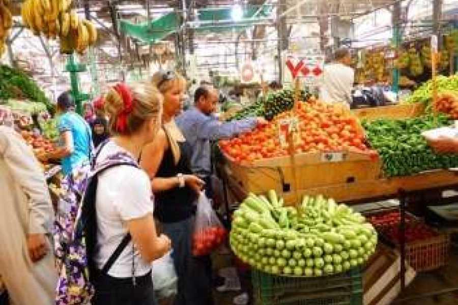 Excursies Egypte Hurghada stadstour vanuit Sahel  Hashesh hotels