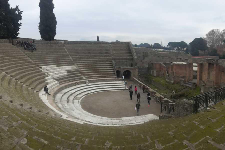 Campania Food & Travel Area Archeologica Vesuviana: Pompei ed Ercolano