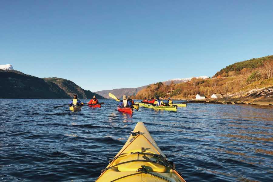 Gloppen Aktiv Sea Kayaking
