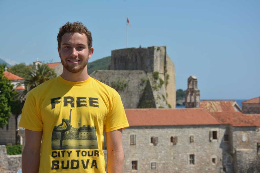 MH Travel Agency BUDVA FREE CITY TOUR