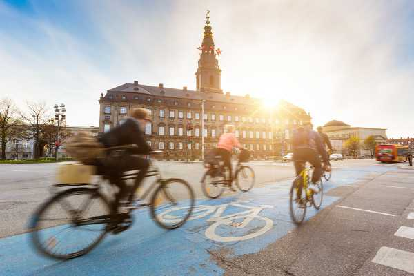 Copenhagen Bike Tour