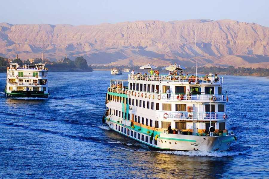 Journey To Egypt 8 Tage Nilkreuzfahrt Luxor nach Luxor