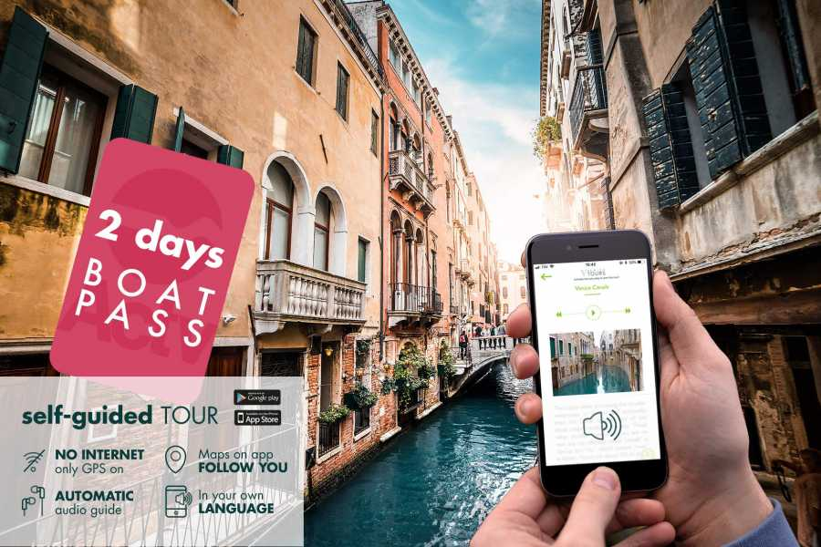 Venice Tours srl Venice City and Islands & Hop On Hop Off 2 Days!