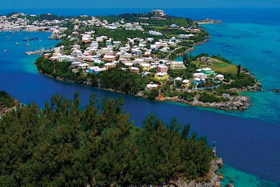 Titan Express Titan's Bermuda Full Island Experience