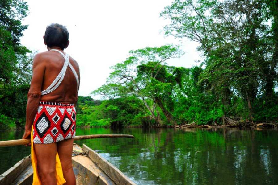 Aventuras 2000 IAHR - Embera Indigenous Community