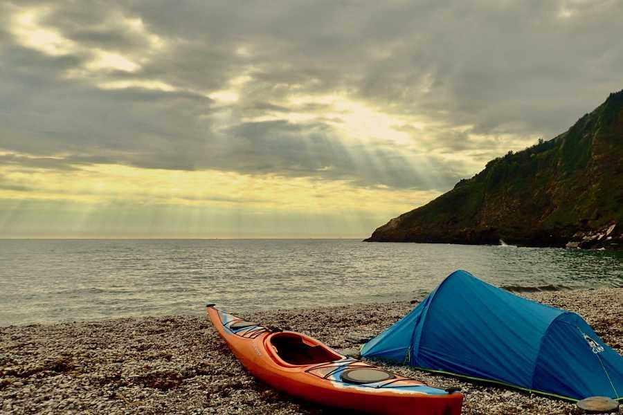 Sea Kayak Devon Ltd Camping - Wild Devon 2 days