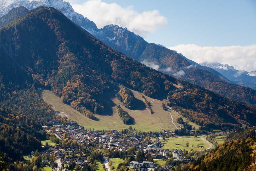 Alps2Adria Touristik OG Tagespackage Kranjska Gora - Tarvis