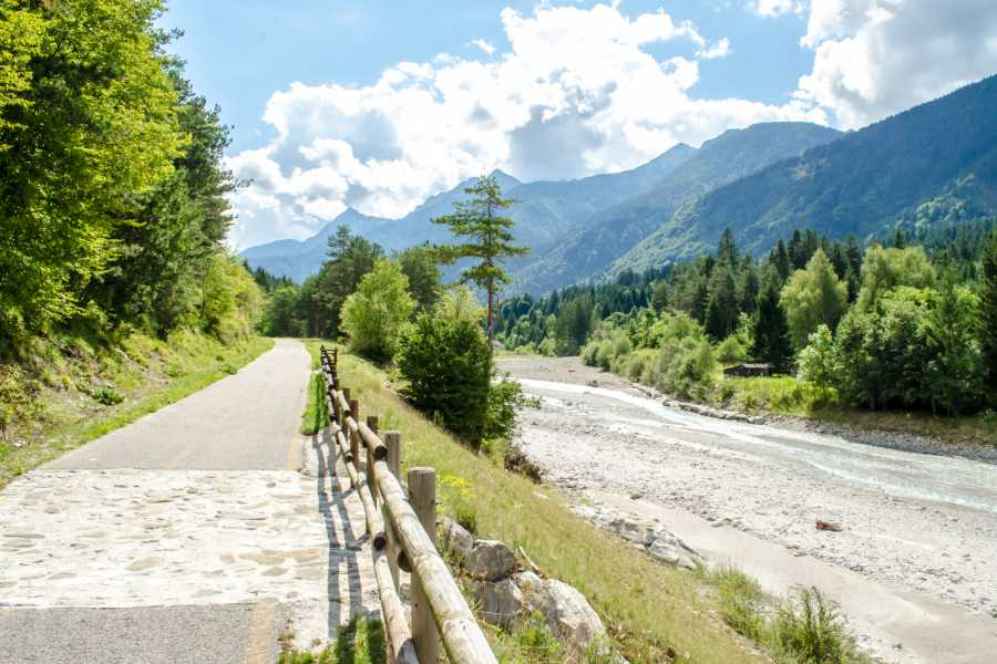 Alps2Adria Touristik OG Tagespackage Tarvis - Venzone