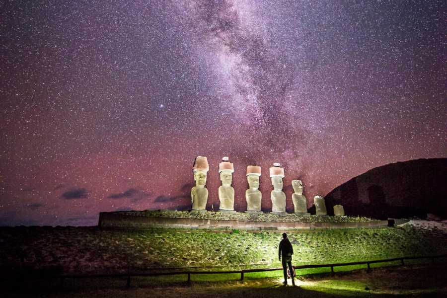 Green Island Tours - Easter Island Rapa Nui Stargazing Experience