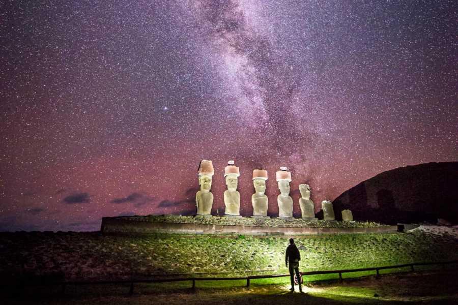 Green Island Tours - Easter Island Contempler les Étoiles de Rapa Nui